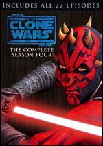 Star Wars: The Clone Wars - The Complete Season Four [4 Discs]
