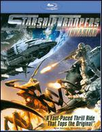 Starship Troopers: Invasion [Blu-ray] [Includes Digital Copy] [UltraViolet]
