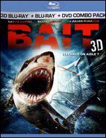 Bait 3D [3D] [Blu-ray/DVD] - Kimble Rendall