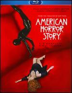 American Horror Story: The Complete First Season [3 Discs] [Blu-ray]