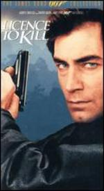 License (Licence) to Kill [Vhs]