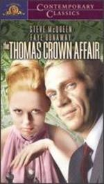 Thomas Crown Affair [Vhs]