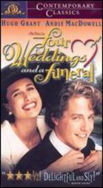 Four Weddings and a Funeral [1994] [Dvd]