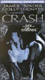 Crash [Vhs]