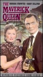 Maverick Queen [Vhs]