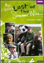 Last of the Summer Wine: Vintage 1992 [2 Discs]