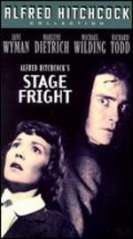 Stage Fright [Vhs]