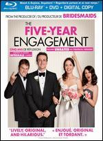 The Five-Year Engagement [Blu-ray/DVD]