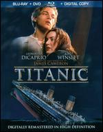 Titanic [4 Discs] [Includes Digital Copy] [UltraViolet] [Blu-ray/DVD] - James Cameron