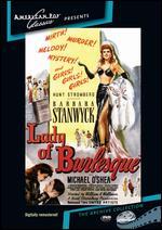 Lady of Burlesque - William Wellman
