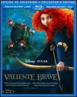 Brave [Collector's Edition] [3 Discs] [Blu-ray/DVD] [Spanish]