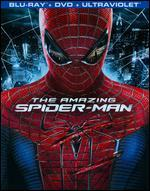 The Amazing Spider-Man [3 Discs] [Includes Digital Copy] [UltraViolet] [Blu-ray/DVD]