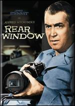 Rear Window - Alfred Hitchcock