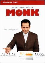 Monk: Season Five [4 Discs]