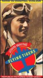 Flying Tigers [Vhs]