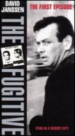 The Fugitive: Fear in a Desert City