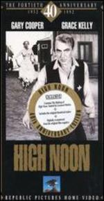 High Noon [Vhs]