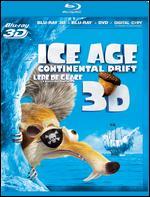 Ice Age: Continental Drift [Blu-ray] [3D] - Michael Thurmeier; Steve Martino