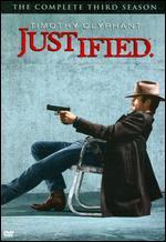 Justified: The Complete Third Season [3 Discs]