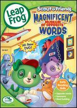LeapFrog: Scout & Friends - The Magnificent Museum of Opposite Words