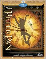 Peter Pan [Diamond Edition] [Blu-ray/DVD] [Bilingual] [Includes Digital Copy]