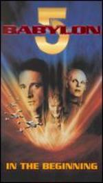 Babylon 5: in the Beginning [Vhs]
