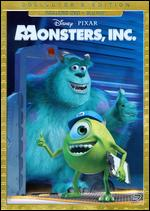 Monsters, Inc. [3 Discs] [DVD/Blu-ray] - David Silverman; Lee Unkrich; Pete Docter