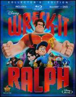 Wreck-It Ralph [2 Discs] [Blu-ray/DVD] - Rich Moore