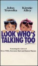 Look Who's Talking Too [Vhs]