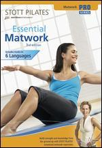 Stott Pilates: Essential Matwork, 3rd Edition