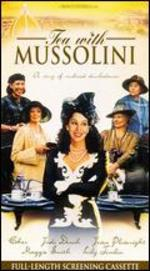 Tea With Mussolini [Vhs]