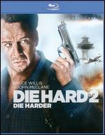 Die Hard 2: Die Harder [2 Discs] [Blu-ray/DVD]