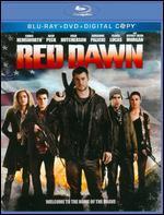 Red Dawn [2 Discs] [Includes Digital Copy] [Blu-ray/DVD]
