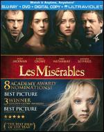 Les Miserables [2 Discs] [Includes Digital Copy] [UltraViolet] [Blu-ray/DVD]
