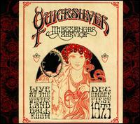 Live at the Winterland Ballroom in San Francisco, CA: December 1, 1973  - Quicksilver Messenger Service