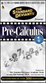 The Standard Deviants: Pre-Calculus, Part 1