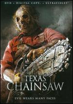 Texas Chainsaw [Includes Digital Copy] [UltraViolet] - John Luessenhop