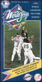 MLB: 1998 World Series - NY Yankees vs. San Diego Padres