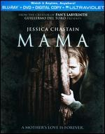 Mama [2 Discs] [Includes Digital Copy] [UltraViolet] [Blu-ray/DVD]