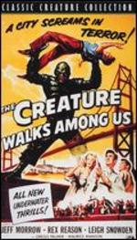 The Creature Walks Among Us [Vhs]