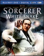 The Sorcerer and the White Snake [2 Discs] [Blu-ray/DVD]