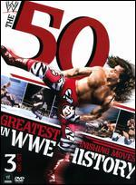 WWE: The 50 Greatest Finishing Moves in WWE History [3 Discs]
