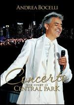 Andrea Bocelli: Concerto - One Night in Central Park