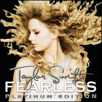 Fearless [Platinum Edition] [Bonus Tracks] [CD/DVD] - Taylor Swift