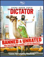The Dictator [Banned & Unrated] [Blu-ray] - Larry Charles