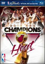 NBA: 2012 NBA Champions - Heat [2 Discs] [DVD/Blu-ray]