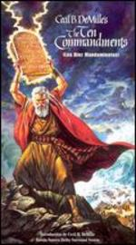 The Ten Commandments-40th Anniversary Collector's Edition [Vhs]