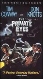 The Private Eyes [Vhs]