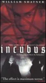 Incubus New Vhs 1966 William Shatner