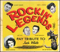 Rockin' Legends Pay Tribute To Jack White - Various Artists